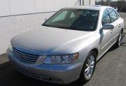 Cuba Rental Car Hyundai Azera Automatic