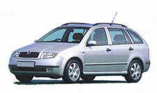 Cuba Rental Car Skoda Fabia Combi Manual