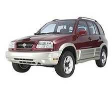 Cuba Rental Car Suzuki Gran Vitara Manual