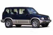 Cuba Rental Car Suzuki Vitara TD Manual