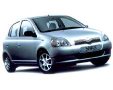 Cuba Rental Car Toyota Yaris Manual