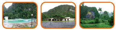 Hotel Campismo Dos Hermanas, Cuba, Pinar del Rio
