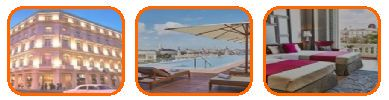 Hotel Gran Manzana, Cuba, La Habana