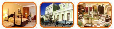 Gran Hotel Trinidad, Cuba, Sancti Spiritus