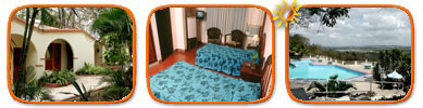 Hotel Mirador de Mayabe Cuba Holguin
