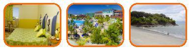 Hotel Playa Blanca, Cuba, Isla de la Juventud