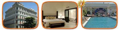 Hotel Saratoga Cuba La Habana