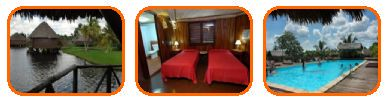 Hotel Villa Guama Cuba Matanzas