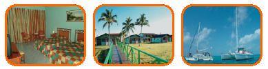 Hotel Villa Soledad, Cuba, Isla de la Juventud