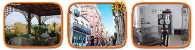 Hotel Ambos Mundos, Cuba, La Habana