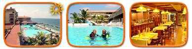 Hotel Copacabana Cuba La Habana