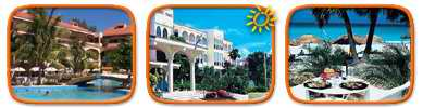 Hotel Cuatro Palmas, Cuba, Varadero