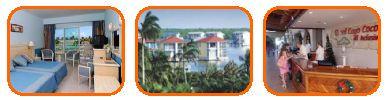 Hotel Sol Club Cayo Coco, Cuba, Jardines del Rey