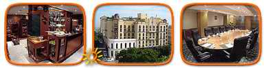 Hotel Parque Central, Cuba, La Habana