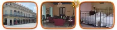 Hotel Santa Isabel Cuba La Habana